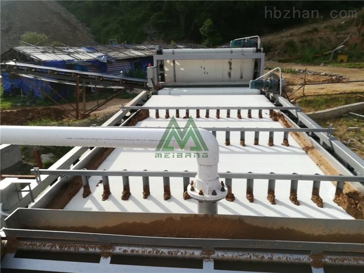梧州石材厂淤泥处理设备