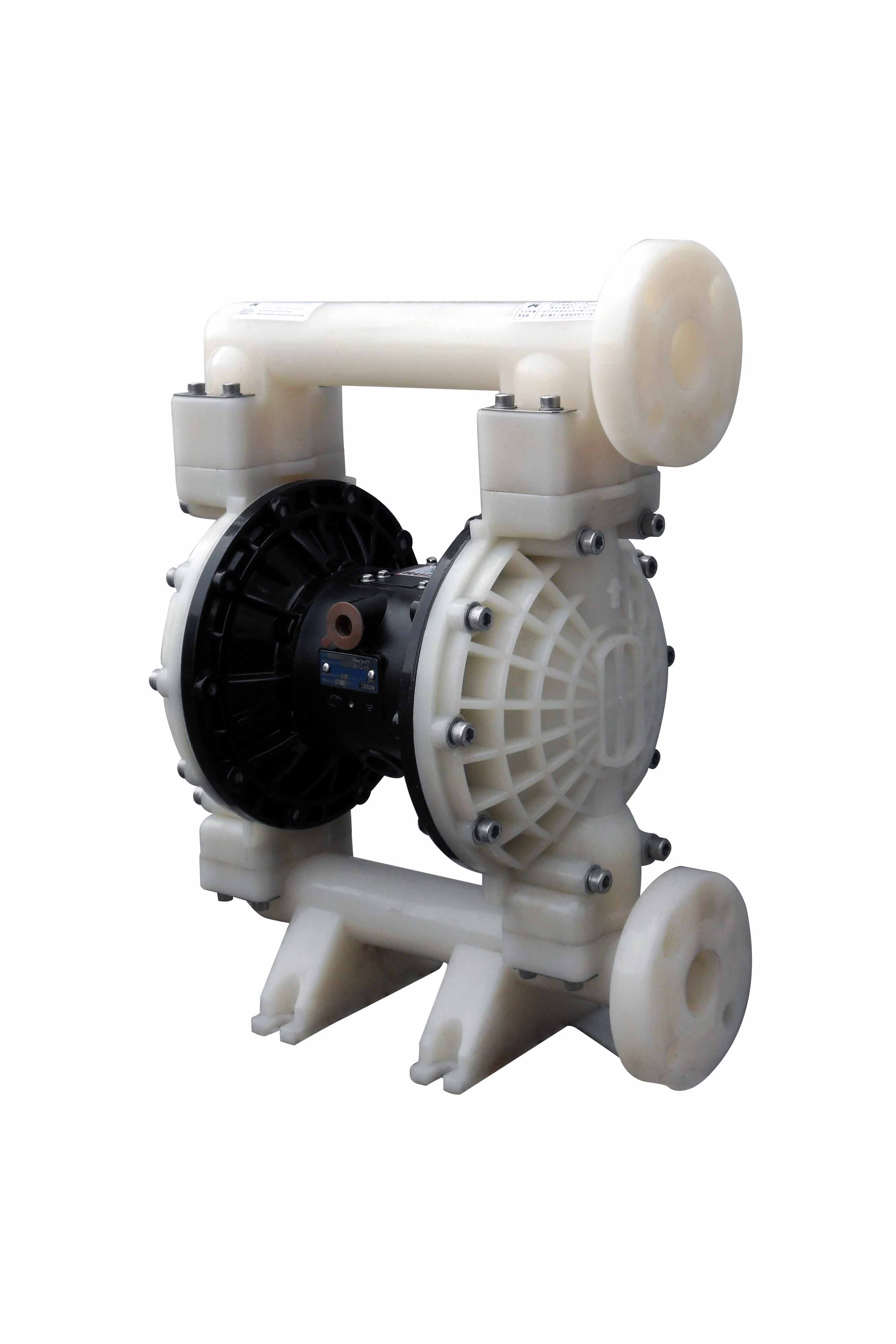 耐酸碱气动隔膜泵