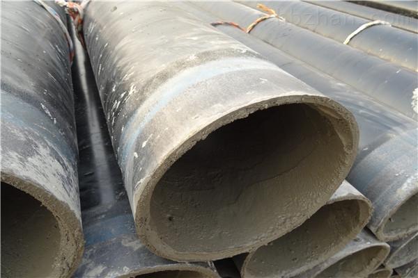 芜湖输水用水泥砂浆防腐钢管厂家供应