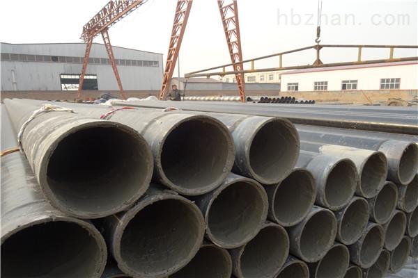 蚌埠污水水泥砂浆防腐钢管现货销售