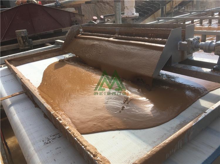 山东制砂泥浆处理