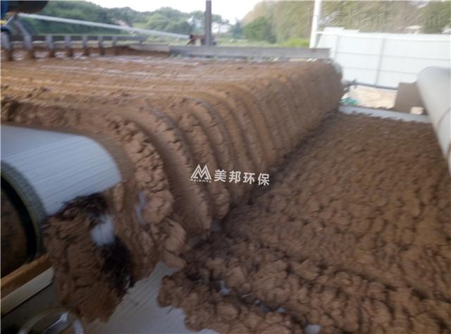 浙江石料场污泥脱水设备