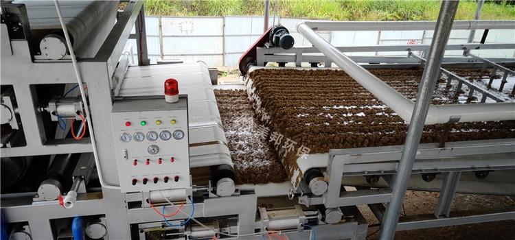 阳江碎石厂污泥处理设备