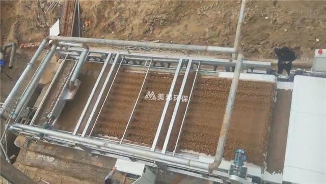 安徽洗河沙泥浆脱水