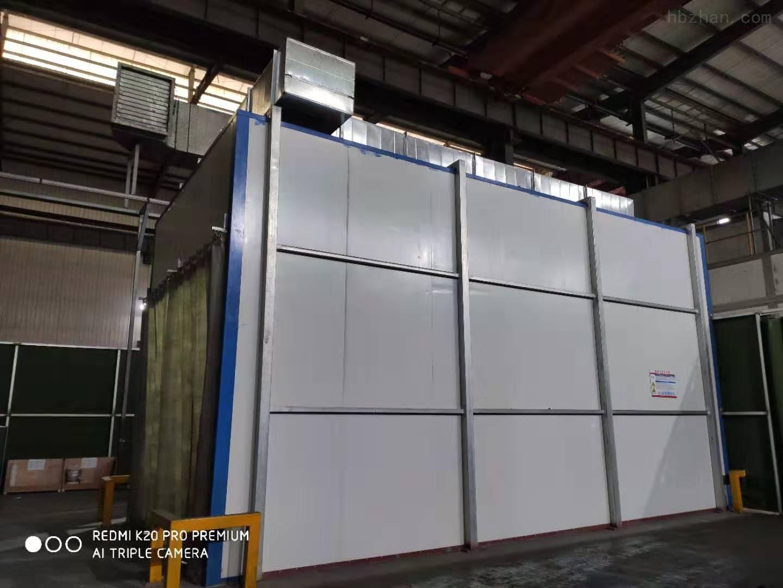 芜湖烤漆房废气处理生产厂家