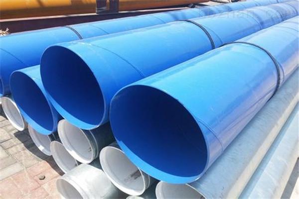 果洛内外涂塑钢管现货供应