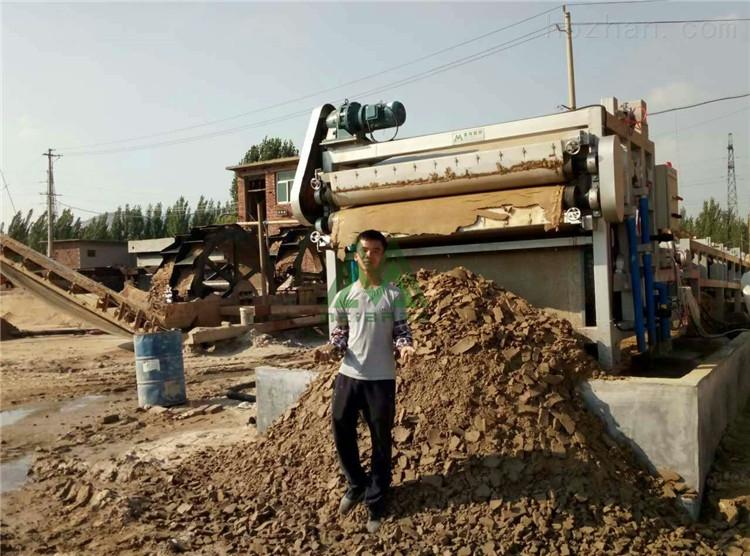 福建破碎制砂淤泥处理