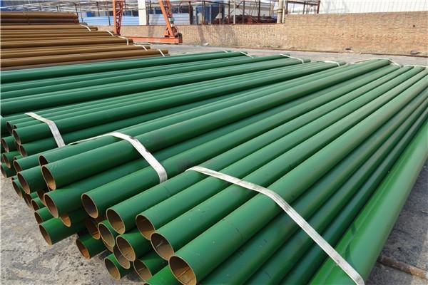 嘉兴供水用环氧树脂防腐钢管现货