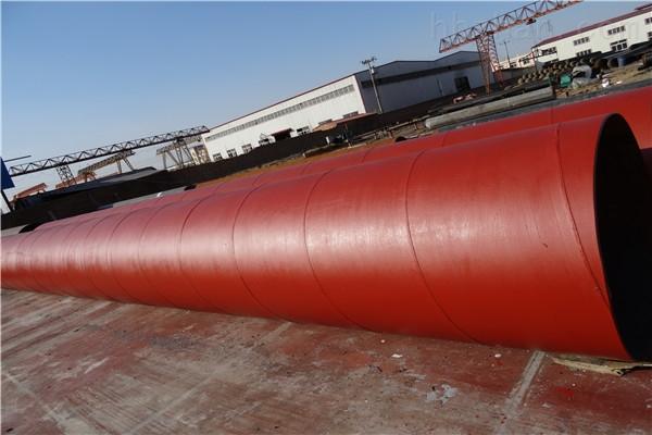 呼伦贝尔供水用环氧树脂防腐钢管厂家供应