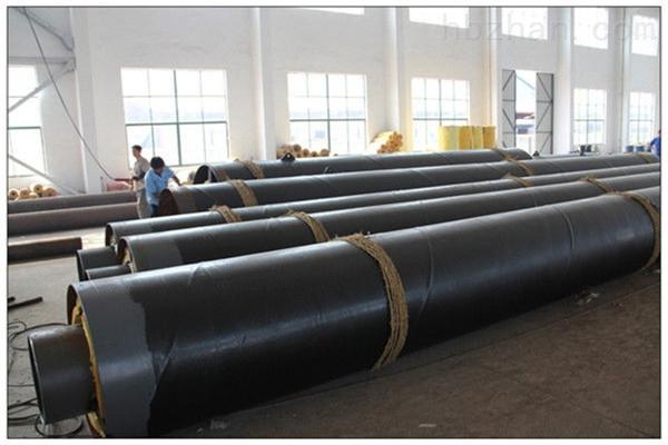 温州蒸汽钢套钢预制直埋保温管厂家