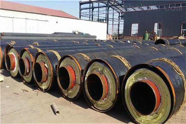 普洱内钢套钢直埋保温管直销厂家