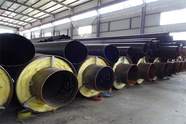 黄石钢套钢埋地式蒸汽保温管直销厂家