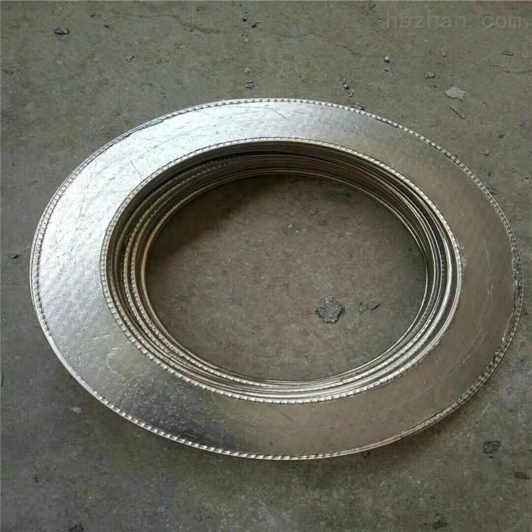 石墨复合金属垫片性能特点