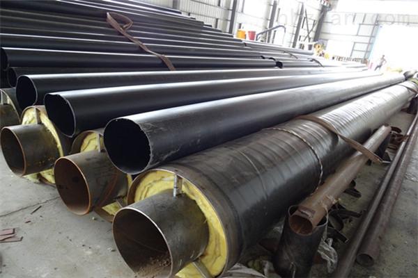 临夏钢套钢蒸汽保温螺旋钢管厂家