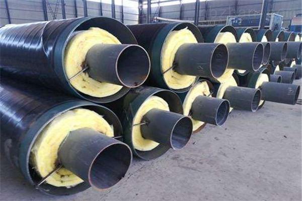 遵义钢套钢埋地式蒸汽保温管用途