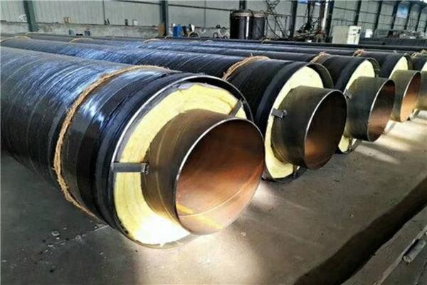 晋城耐高温钢套钢蒸汽保温管直销厂家