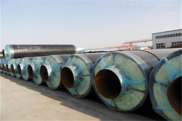 呼伦贝尔耐高温钢套钢蒸汽保温管现货销售