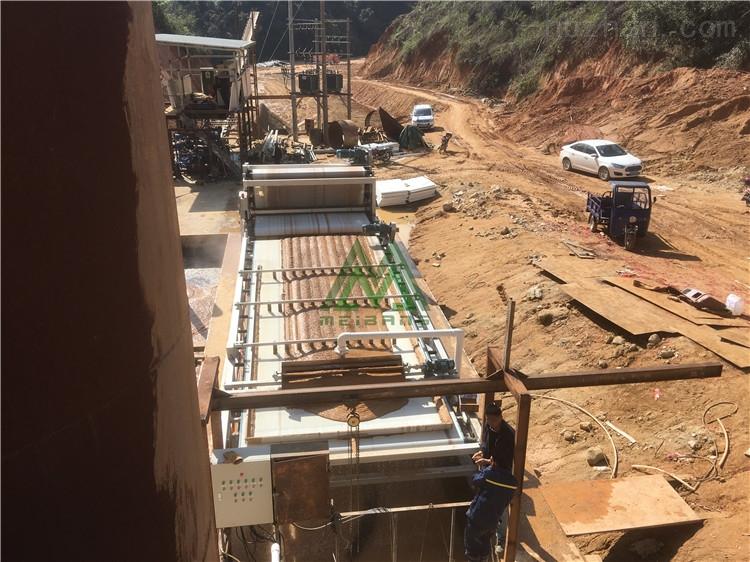 阳江河道疏浚泥浆脱水处理厂家