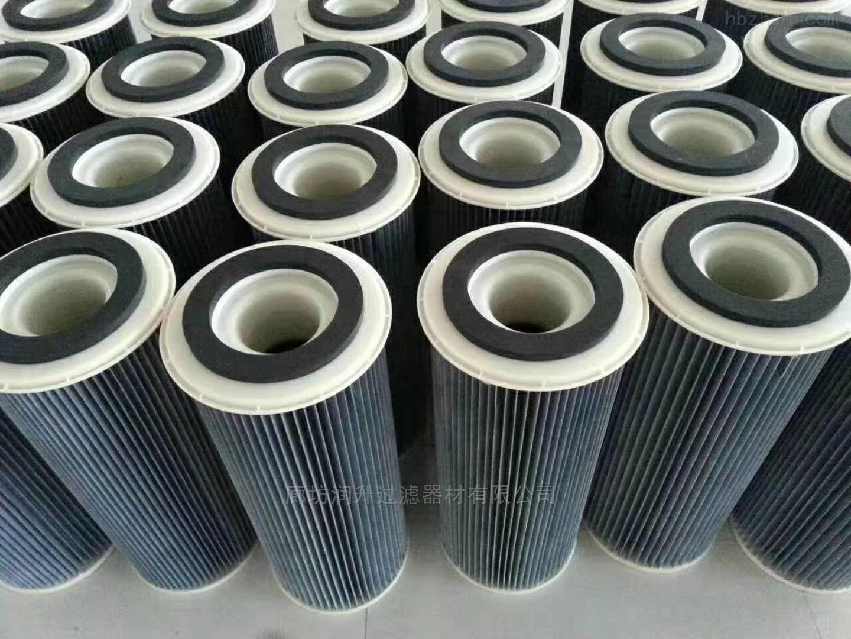 河南化工厂污水处理滤芯价格