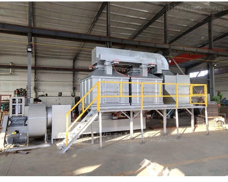 voc废气净化处理RCO催化燃烧设备