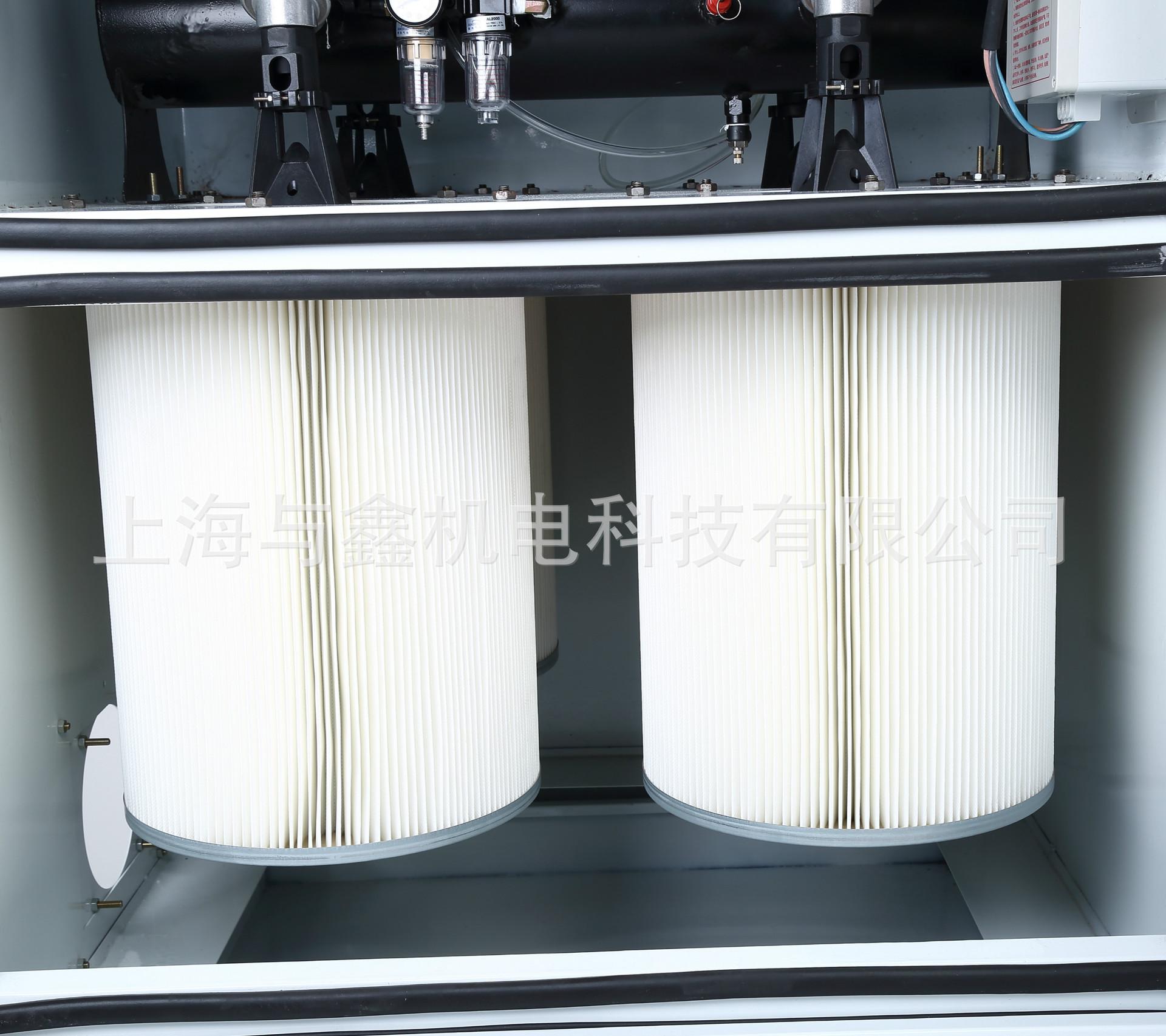厂家磨床 磨床吸尘器 粉尘颗粒收集磨床工业吸尘器  大功率吸尘器示例图6