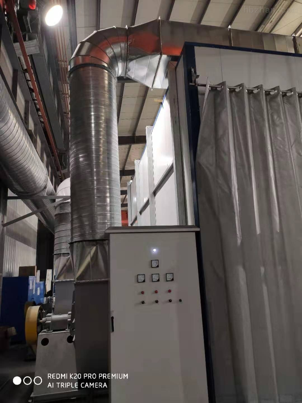 上海烤漆房废气处理厂家直销