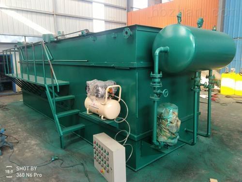 眉山 废旧塑料清洗污水处理设备 出水达标耗能低