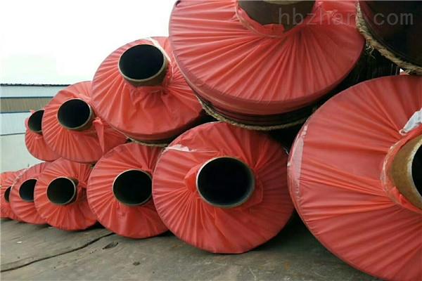 兴安缠绕型玻璃钢预制保温钢管销售厂家