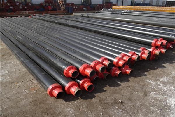 铜川聚氨酯保温螺旋钢管*