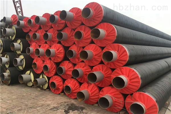 钦州高密度聚直埋保温管厂家