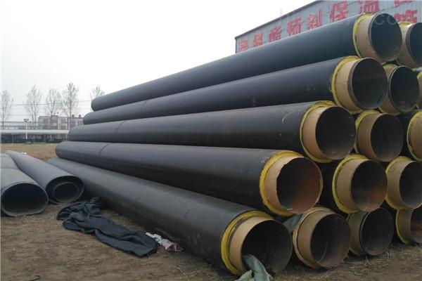 乌兰察布预制直埋保温管厂家供应