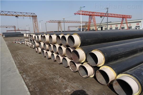 邢台钢套钢岩棉蒸汽保温管厂家价格