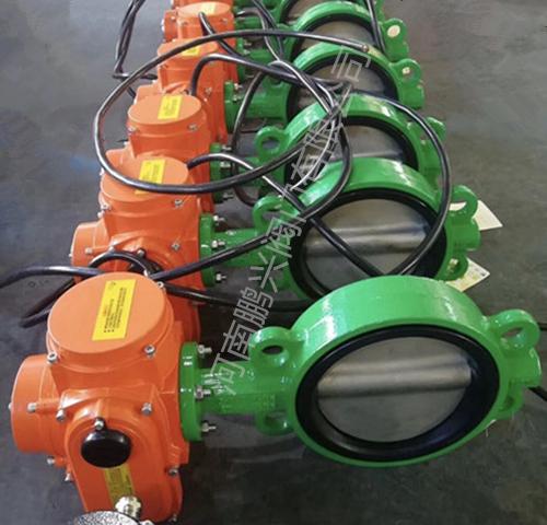 IP68潜水型电动蝶阀