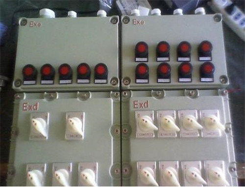 <strong>BXMD51L-2/4/6防爆照明动力配电箱</strong>