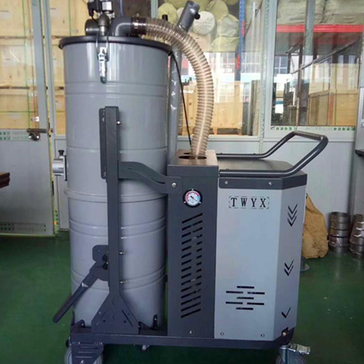 TWYX牌1500W工业移动式吸尘器 车间吸尘器 60L工业高压吸尘器示例图15