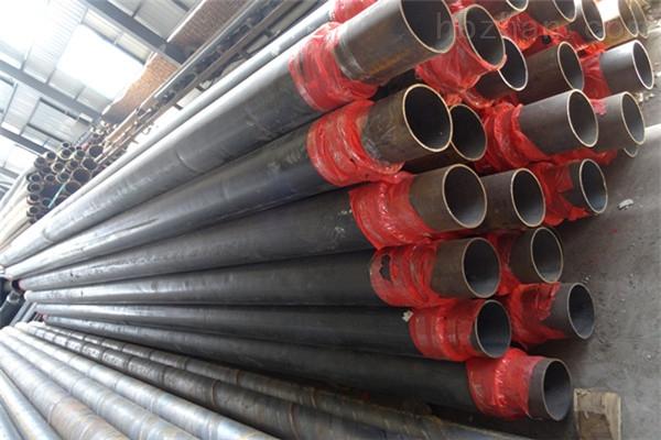 银川玻璃钢缠绕型蒸汽保温钢管厂家供应