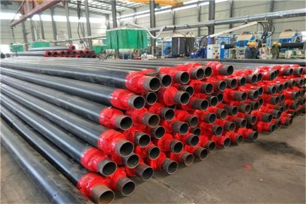 镇江缠绕式玻璃钢直埋保温钢管价格