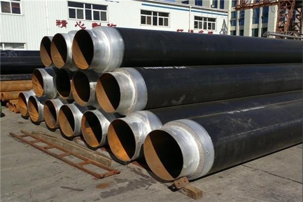 莆田缠绕型玻璃钢预制保温钢管直销