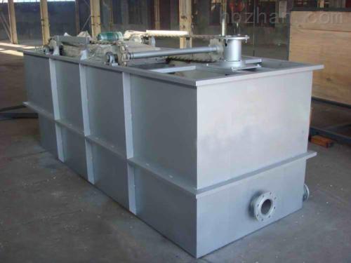 焦作 再生塑料清洗污水处理设备 安装