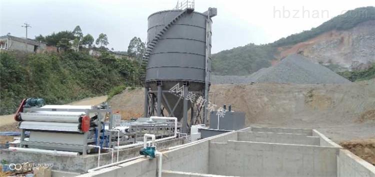 湖南机制砂泥浆过滤设备效果