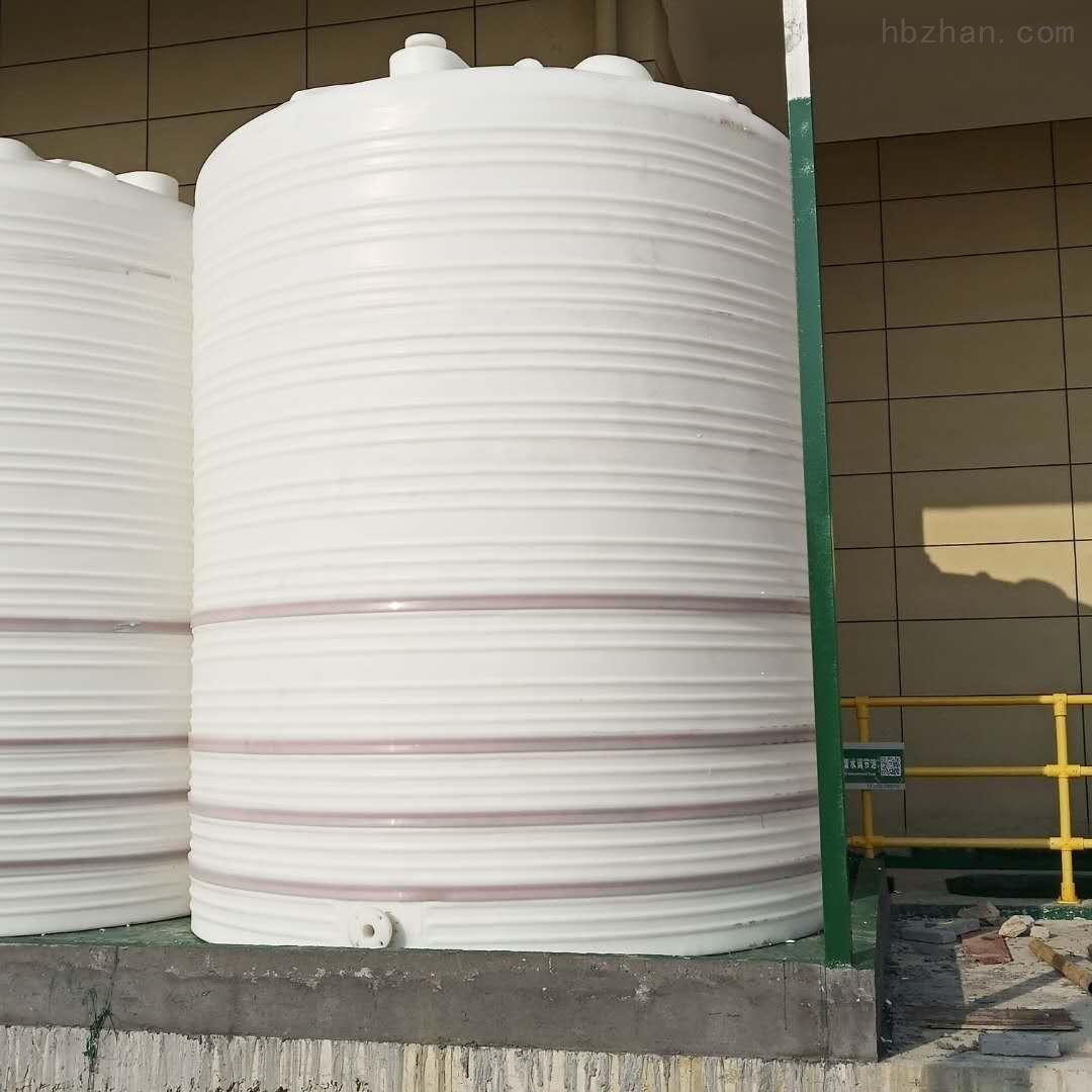 20吨塑料水塔 10立方外加剂储罐