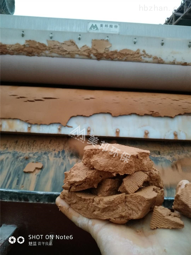 江西机制砂泥浆榨泥机工厂
