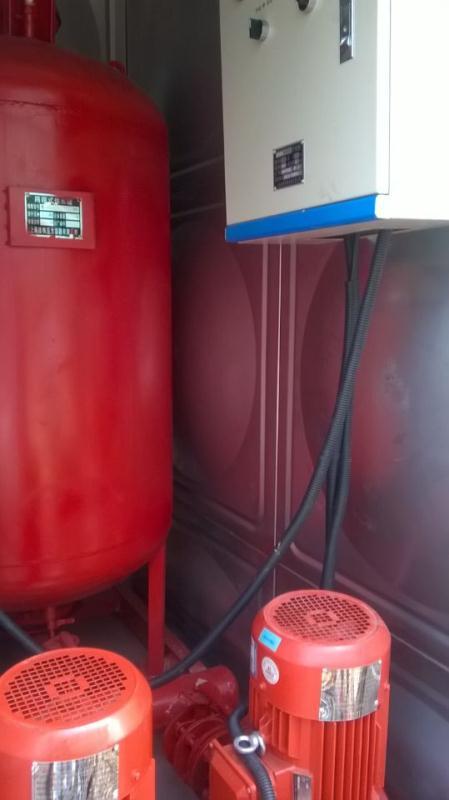 消防稳压给水设备W-18-18-30-I-JZXBF