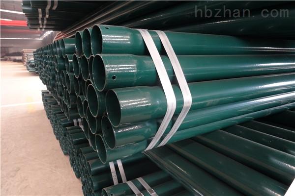 河源电力用热浸塑复合钢管多少钱