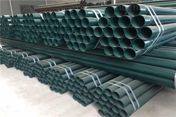 漳州扩口连接热浸塑复合钢管现货