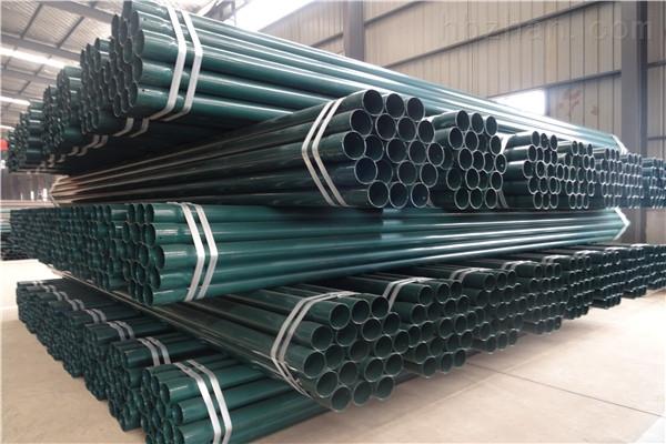 杭州热浸塑钢质电缆保护管*