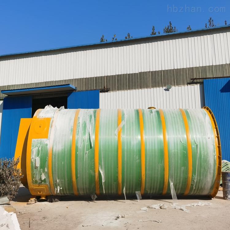 阿坝小区一体化预制泵站品质保障
