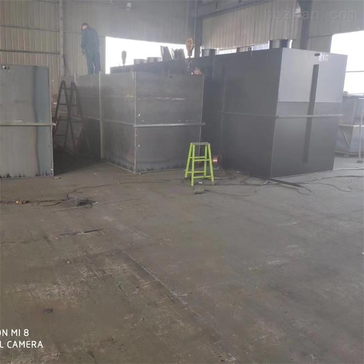 怒江口腔污水处理设备参数