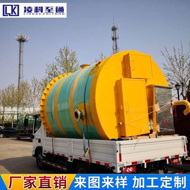 临沧全自动一体化提升泵站型号有哪些
