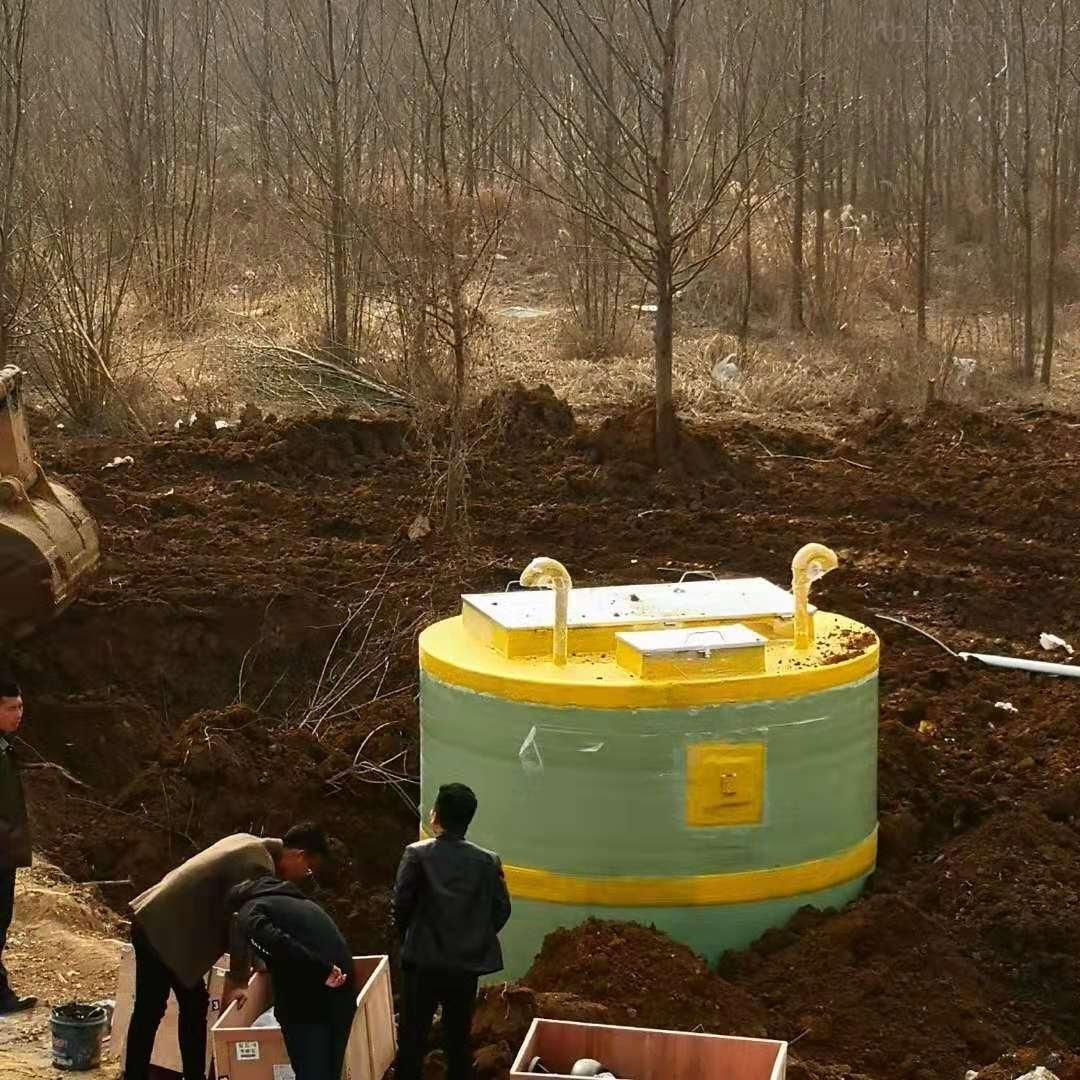 佳木斯小区一体化预制泵站价格